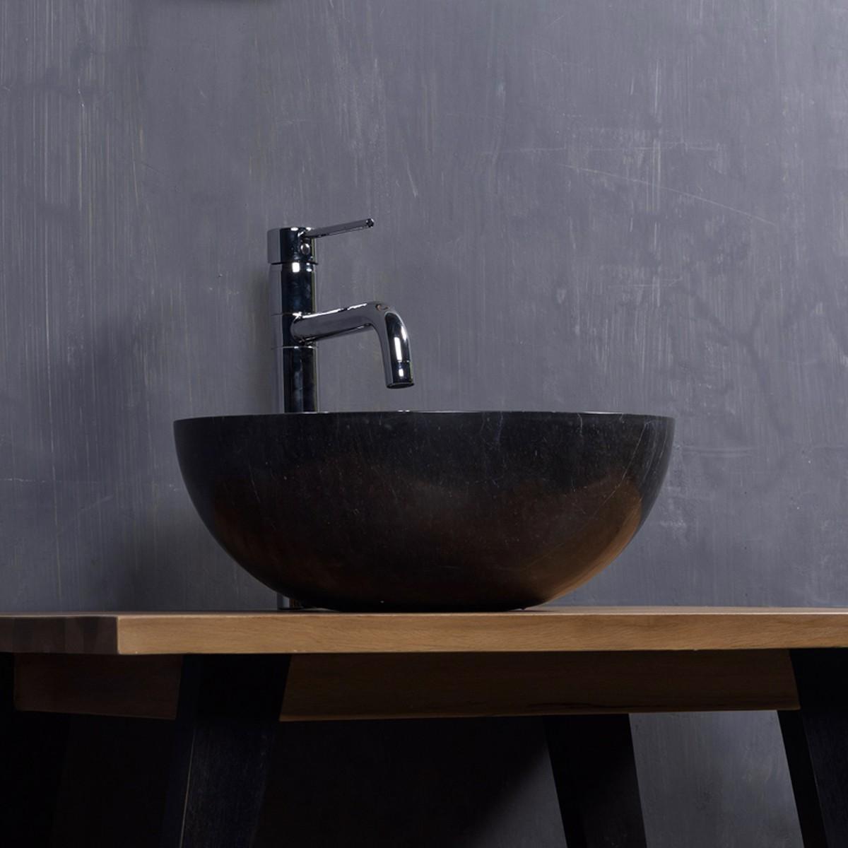 ensemble de salle de bain en bois de teck 150 cm - Ensemble Salle De Bain Teck