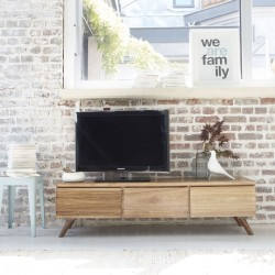Meuble TV en bois de Mindy 150 cm OSLO