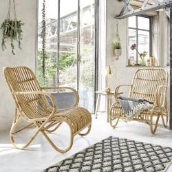 chaises et fauteuils en rotin bois dessus bois dessous. Black Bedroom Furniture Sets. Home Design Ideas
