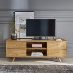 Meuble TV en bois de mindy 140 TILO