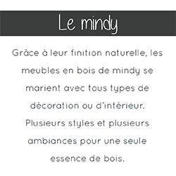 matière mindy