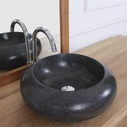 Vasque donuts noir