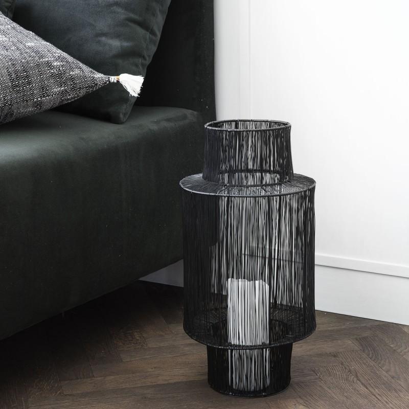 Lanterne noire, petit modèle