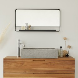 Miroir horizontal chic