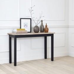 console en bois de mindy 120 londres bois dessus bois dessous. Black Bedroom Furniture Sets. Home Design Ideas